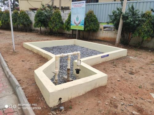 Rain Water Harvesting Pit